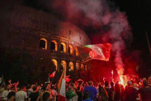 UEFA EURO 2020 - festeggiamenti