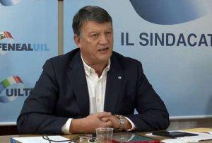 INTERVISTA SEGRETARIO GENERALE BOMBARDIERI AL TG5 (07.07.2021)
